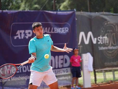 Ranking ATP: Tomás Barrios da un gran salto tras ganar su primer Challenger