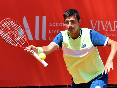 Tomás Barrios cae en su estreno en el ATP de Delray Beach