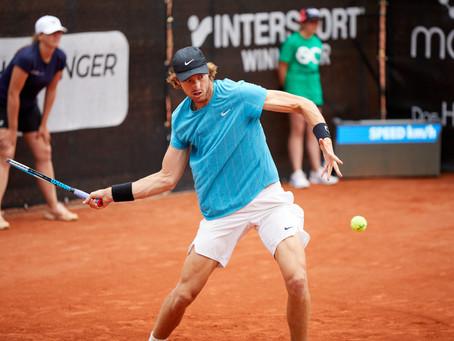 Nicolás Jarry vence sin mayores problemas a Lenz y está en su tercera final del año en Luedenscheid