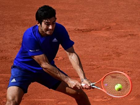"""Garin valora su paso por Roland Garros: """"Tengo muy claro lo que tengo que mejorar"""""""