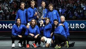 Europa gana cómodamente su cuarta Laver Cup por 14-1 tras victoria de Rublev y Zverev