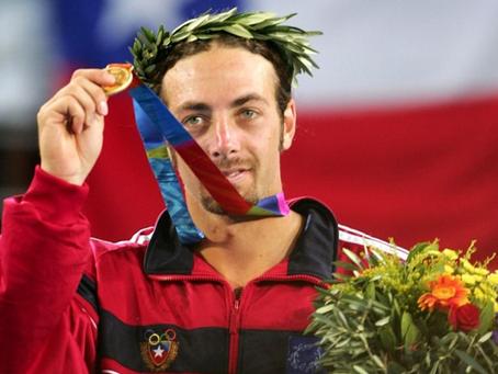 ¿Olympic GOAT? - Massú sigue como el único varón en ganar oro en singles y dobles en los mismos JJOO
