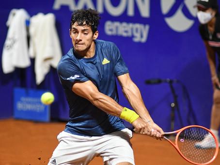 Cristian Garin encabeza a los ocho sembrados del Chile Open