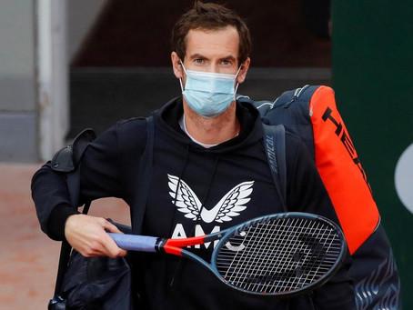 Murray es duda para el Australian Open tras dar positivo por COVID-19