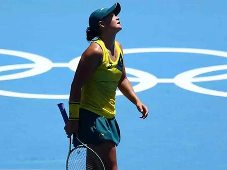 Sorpresa mayúscula en Tokio: Barty es eliminada del cuadro de singles femenino