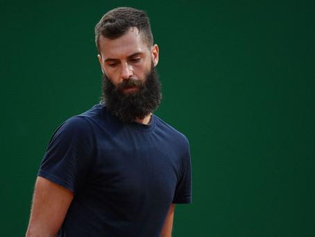 Benoit Paire es apartado de los Juegos Olímpicos por la Federación Francesa de Tenis