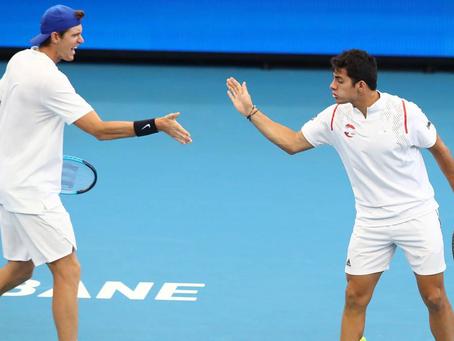 Los retornos de Garin y Jarry marcan la nómina de Chile para enfrentar a Eslovaquia en Copa Davis