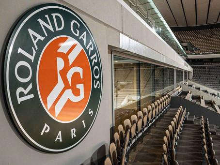 Esto ya se ha visto: Roland Garros podría volver a posponerse tras una nueva ola de COVID en Francia