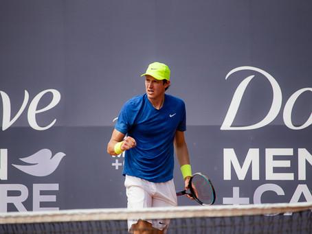 Nicolás Jarry recibe Wild Card al Cuadro Principal del ATP 250 de Córdoba