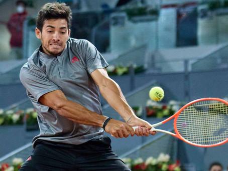 ATP 250 de Ginebra: Garin se estrena este lunes frente a Fucsovics
