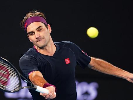 """Roger Federer: """"Espero que en 2021 pueda volver a las canchas"""""""