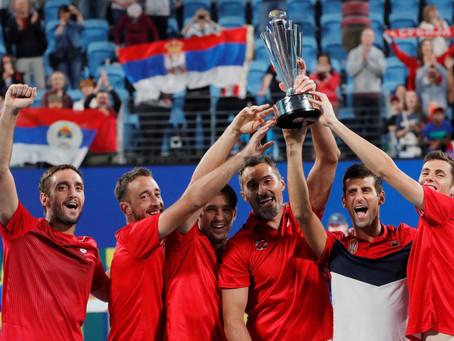 El Australian Open será pospuesto para febrero, mientras que la ATP Cup no se disputará