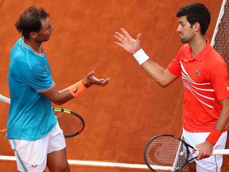 Rafael Nadal y Novak Djokovic, dos históricos que buscan un nuevo título en Roland Garros