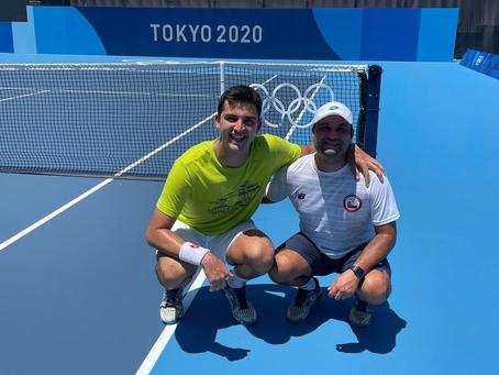 Tomás Barrios irá contra veterano francés en su debut en Tokio 2020