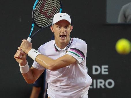 Nicolás Jarry se despide de Acapulco y arriesga perder el número uno de Chile