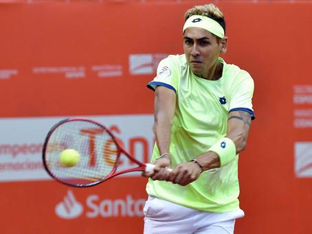 Alejandro Tabilo eliminó al vigente campeón del ATP de Santiago y avanzó a octavos en Campinas
