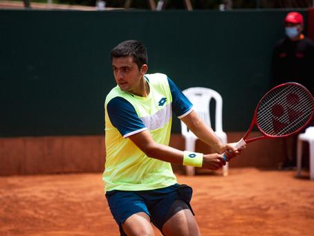 Tomás Barrios consigue su primera semifinal en el circuito Challenger; Tabilo pierde ante Sachko