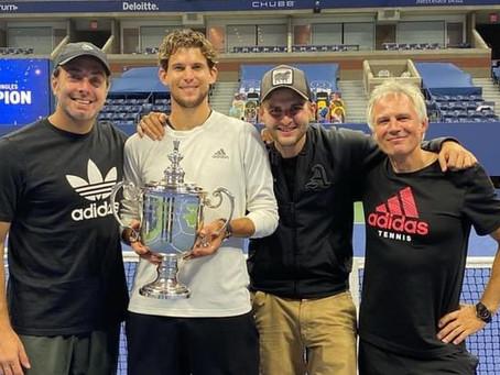 Nicolás Massú nuevamente es nominado al premio al mejor Coach del año de ATP