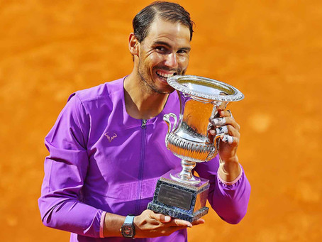 La Décima: Rafael Nadal recupera la corona de Roma tras derrotar a Djokovic
