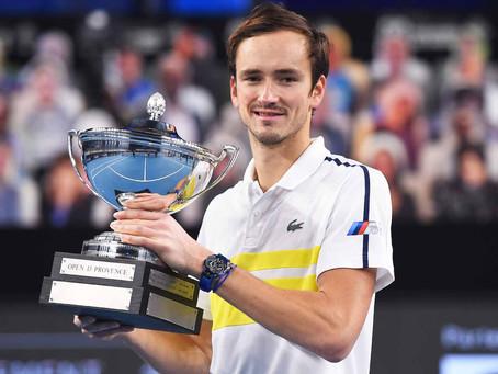 Ranking ATP: Garin vuelve al Top 20; Medvedev se convierte en el nuevo número dos del mundo