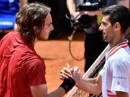Djokovic y Tsitsipas dirimirán a un nuevo campeón en Roland Garros