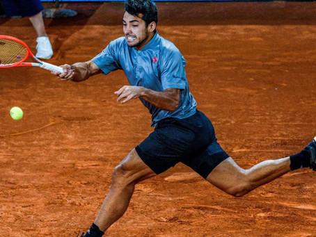 Garin consigue una buena victoria sobre Verdasco en su estreno en el Masters de Madrid
