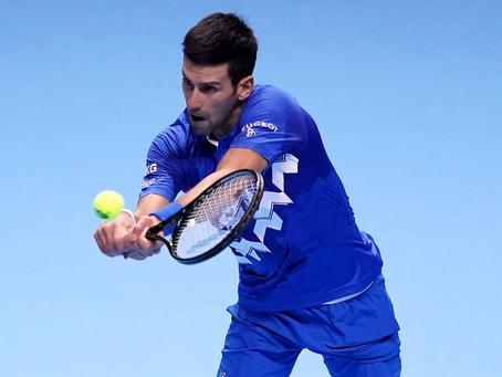 Definidas las semifinales de las Nitto ATP Finals 2020