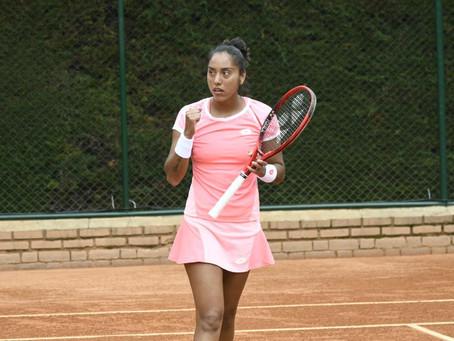 Seguel derrota a la cuarta sembrada del WTA 250 de Bogotá y clasifica a octavos de final