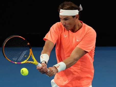 Nadal, Medvedev y Tsitsipas encabezan potente entry list en Rotterdam