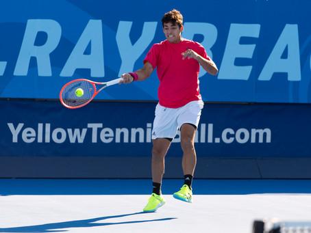 Cristian Garin se resta del Australian Open