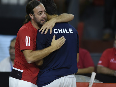 Chile pide la postergación de la serie de Copa Davis frente a Eslovaquia