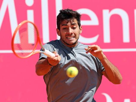 Garin debutará contra un ex 7 del ranking mundial en el ATP Masters 1000 de Madrid