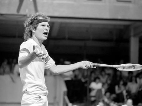 """""""You cannot be serious!"""" - A 40 años del momento más icónico de John McEnroe"""