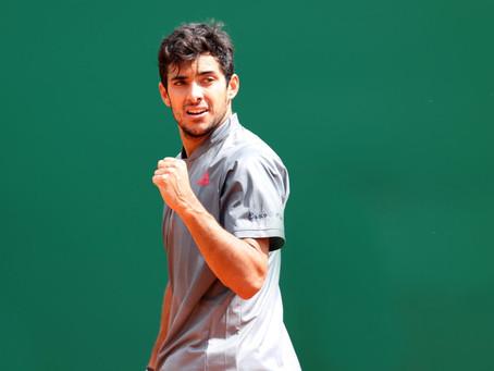 Garin tendrá un duro estreno ante Nishikori por el paso a 8vos del ATP 500 de Barcelona