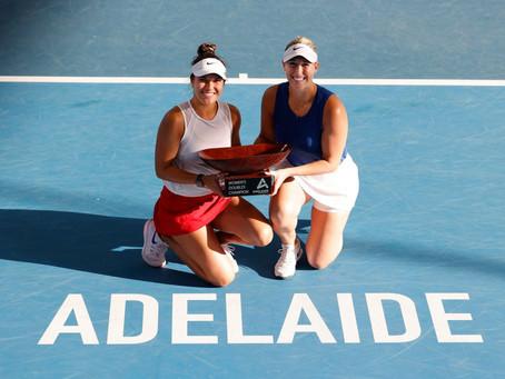 Alexa Guarachi consigue su título más importante en Adelaida