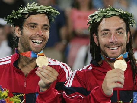 Cuatro medallas y dos abanderados: Los siete Juegos Olímpicos con presencia chilena en el tenis
