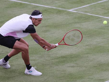 Debutan este lunes: Tabilo y Barrios ya tienen rivales en la Qualy de Wimbledon