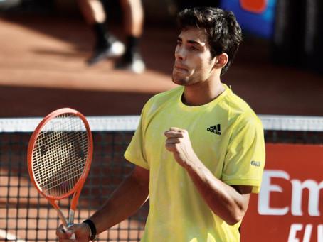 Garin hace valer el ranking: Venció a Varillas y clasificó a las semifinales del Chile Open 2021