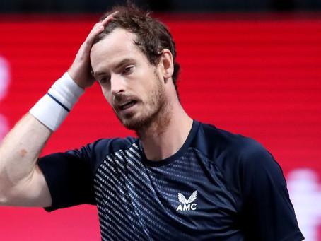 Andy Murray no jugará el Australian Open tras dar positivo por COVID-19