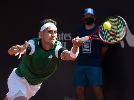 Tabilo cae de forma inapelable en la primera ronda del Masters 1000 de Miami