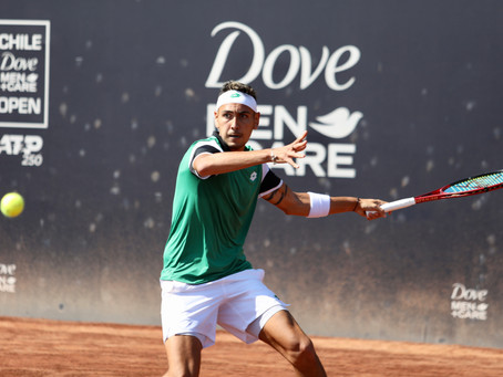 Tabilo derrota a Dzumhur y disputará por primera vez un torneo Masters 1000 en Miami