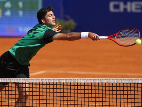 Tomás Barrios se despide en Octavos del ATP de Córdoba