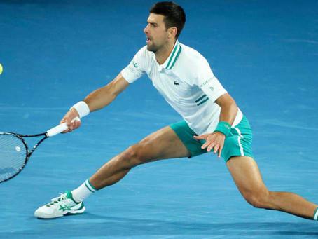 """Djokovic y su lesión: """"Si fuera otro torneo y no un Grand Slam me habría retirado"""""""