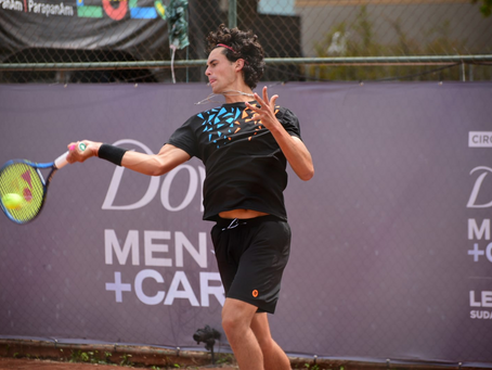 Diego Fernández consigue su primer triunfo a nivel Challenger en trabajado partido ante Matos
