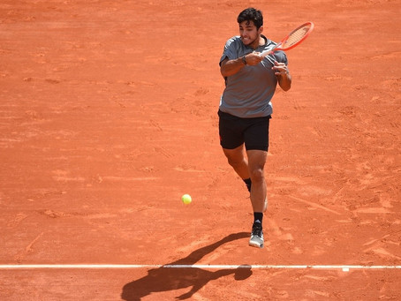 Cristian Garin espera por Gasquet o Lóndero en su debut del ATP 250 de Estoril