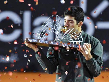 A un año de su mayor logro: El título de Garin en el ATP 500 de Río