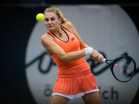 La tenista ucraniana que viajó a Australia pese a estar suspendida por doping positivo