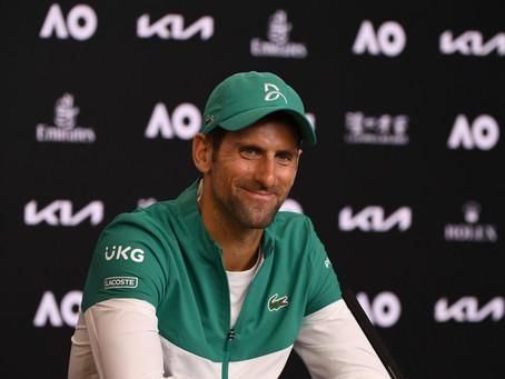 """Djokovic sobre Kyrgios: """"Fuera de la cancha, no tengo mucho respeto por él"""""""