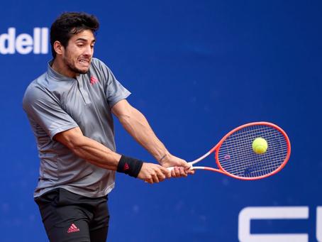 Garin debuta ante el veterano Gasquet en la segunda ronda del ATP de Estoril
