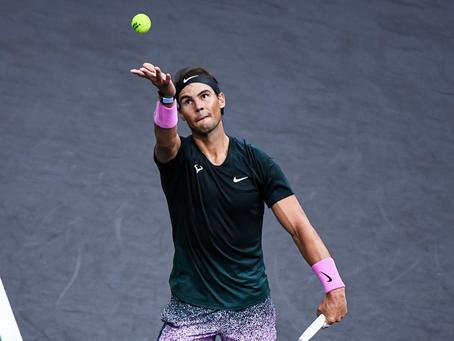 Rankings: Nadal rompe récord de Connors; Tabilo y Barrios descienden en el escalafón mundial